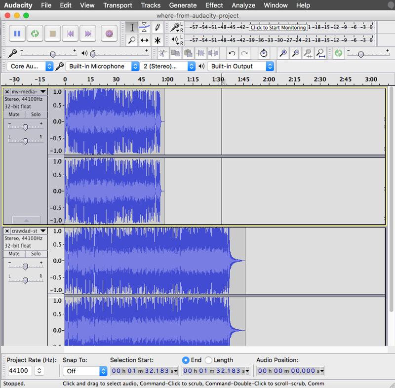 Remix · Radio PSA